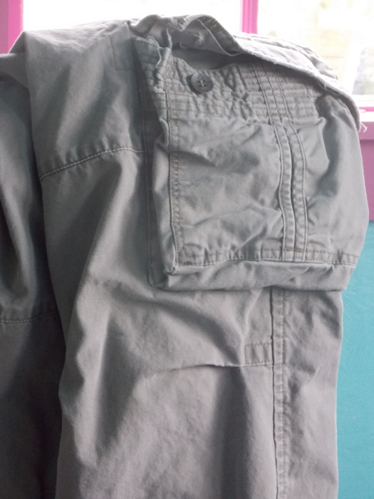 Jai's Pants After Washing With UltraPacks