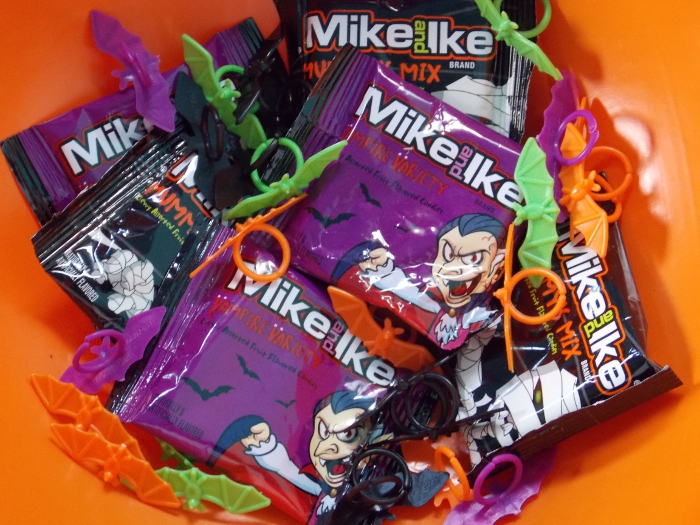 Trick or Treat Candy Bowl