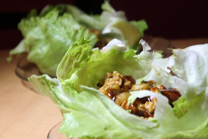 Lee Kum Kee Lettuce Wraps